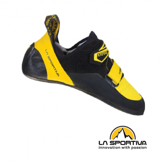 sepatu panjat katana yellow black